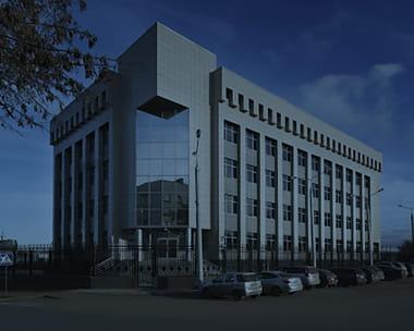 Административных зданий