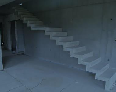 Устройство железобетонных лестниц