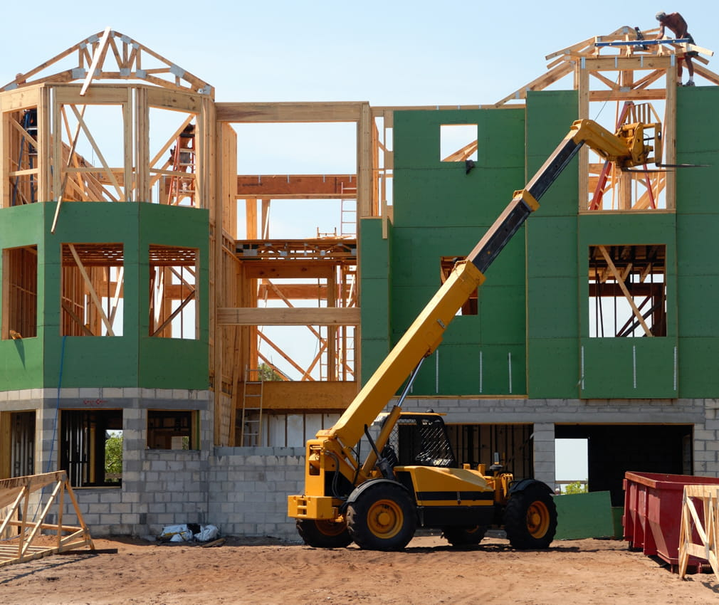 Строительные услуги в Одессе от компании Металлстрой