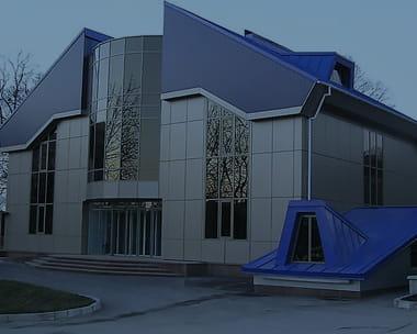 Фасады алюкобонд