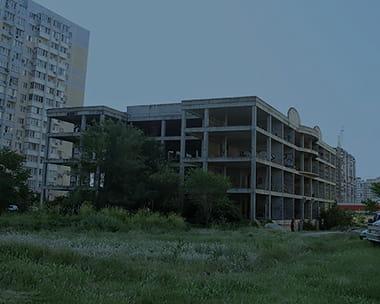 Реконструкция старых и заброшенных зданий
