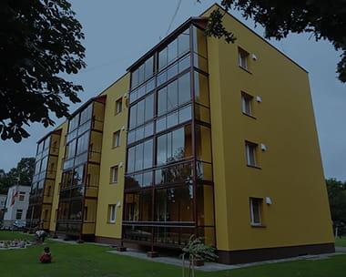 Реконструкция панельных и кирпичных зданий