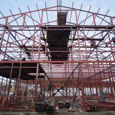 installation-of-metal-structures-13