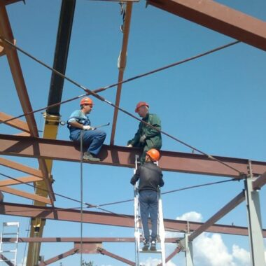 installation-of-metal-structures-15