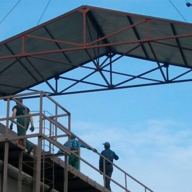 installation-of-metal-structures-24
